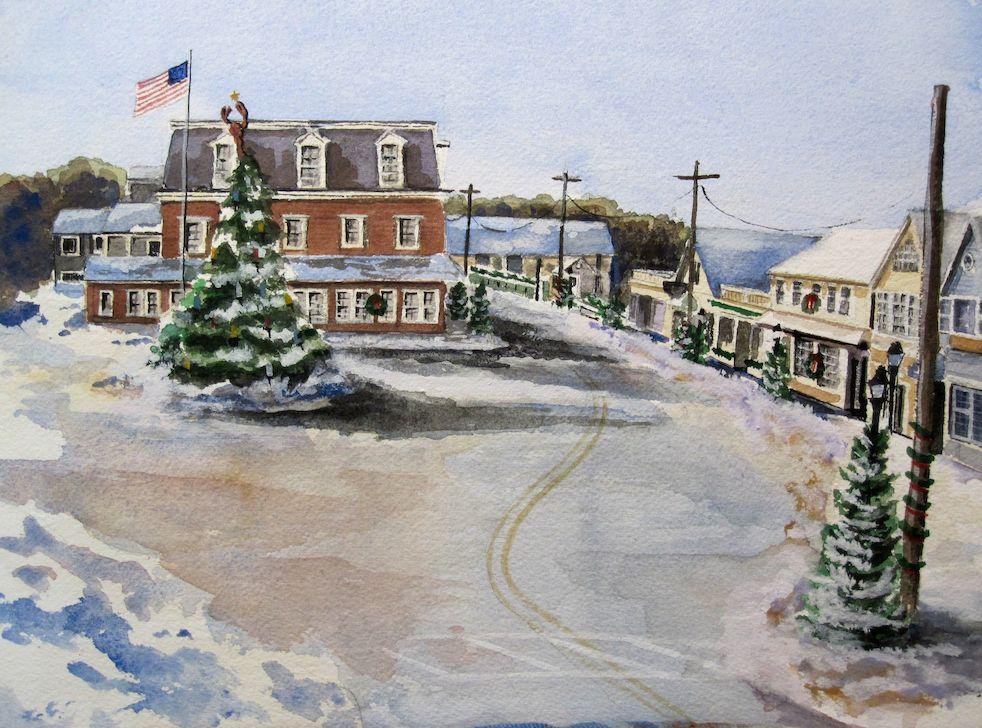 Dock Square Christmas