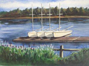 Sailing School Day Off