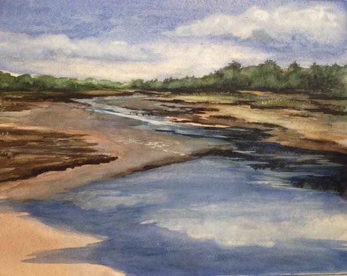 Seaside Marsh