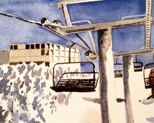 bluebird sky