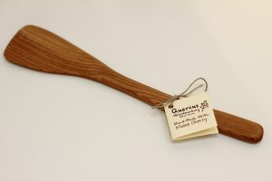 Quercus Maine Cherry Wood Spatula