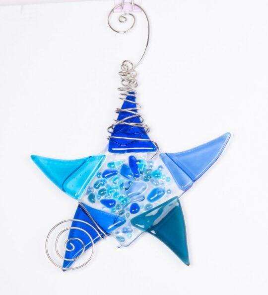 Blue Multi Star