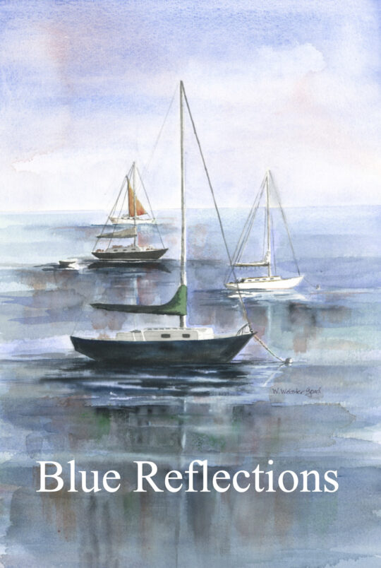 Blue Reflections copy